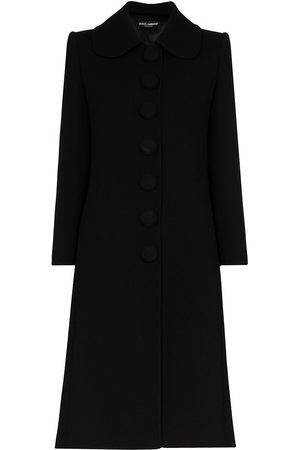 Dolce & Gabbana Single-breasted mid-length coat