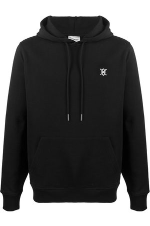 Daily paper Embroidered logo hoodie