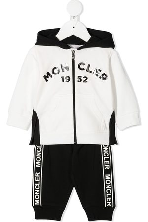 Moncler Tracksuits - Logo two-piece tracksuit