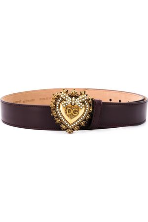 Dolce & Gabbana Devotion buckled belt