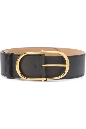 Dolce & Gabbana Oval buckle belt