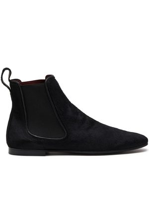 Dolce & Gabbana Men Chelsea Boots - Pony-style Chelsea boots
