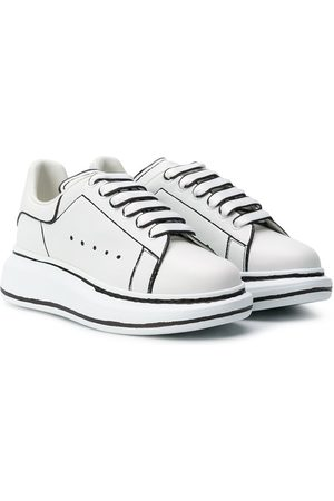 Alexander McQueen Oversized chunky trainers