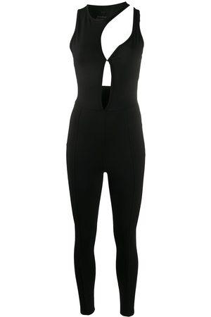 ESTEBAN CORTAZAR Cut-out tight-fit jumpsuit