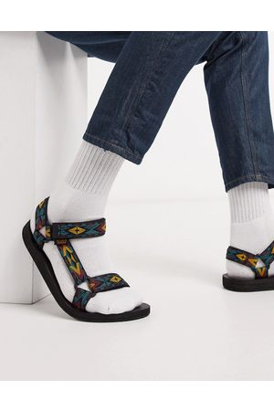 Teva Original Universal tech sandals in multi print