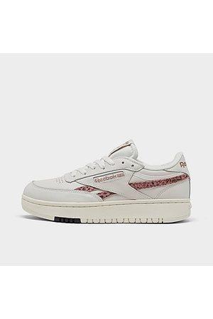 Reebok Women Casual Shoes - Women's Club C Double Platform Casual Shoes
