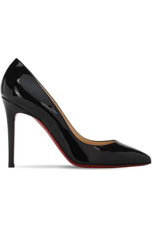 Christian Louboutin 100mm Pigalle Patent Leather Pumps