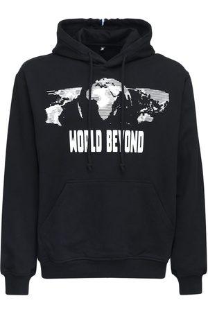 McQ Genesis Ii Printed Sweatshirt Hoodie