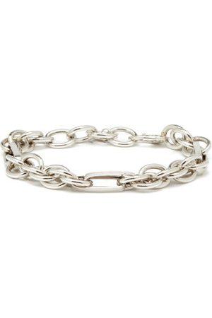 Lauren Rubinski Mixed Chain-link 14kt - Bracelet - Womens