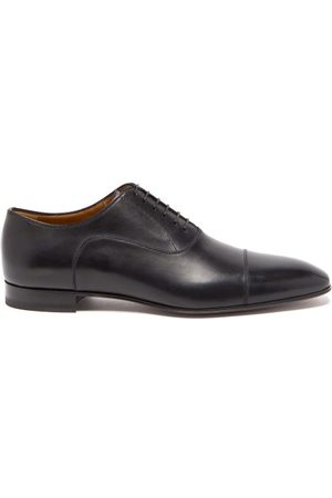 Men Formal Shoes - Christian Louboutin - Greggo Leather Derby Shoes - Mens