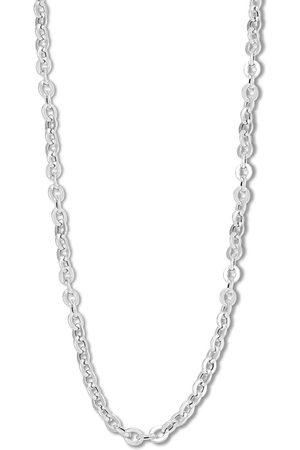 SuperJeweler 925 Sterling Forzentina 4mm Chain Necklace