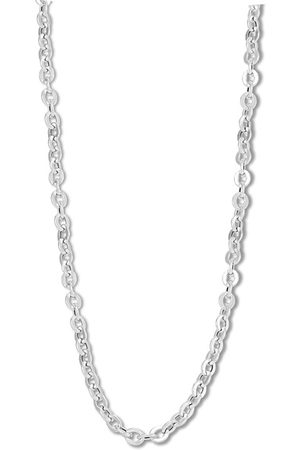 SuperJeweler 925 Sterling Forzentina 3mm Chain Necklace