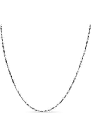 SuperJeweler 925 Sterling 4.9mm Popcorn Chain Necklace