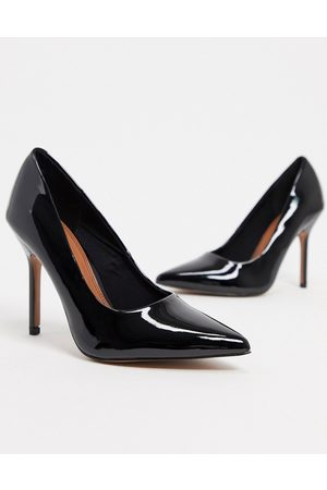 ASOS Women Pumps - Phoenix pointed high heeled pumps in patent