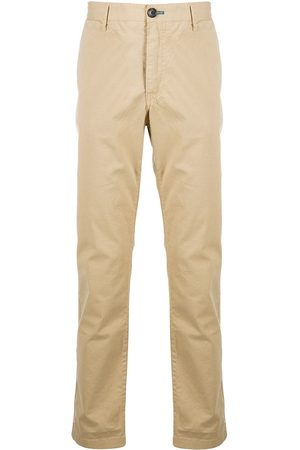 Paul Smith Straight-leg chino trousers - Neutrals