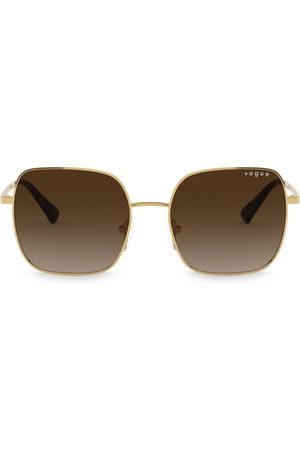 vogue Tinted square sunglasses