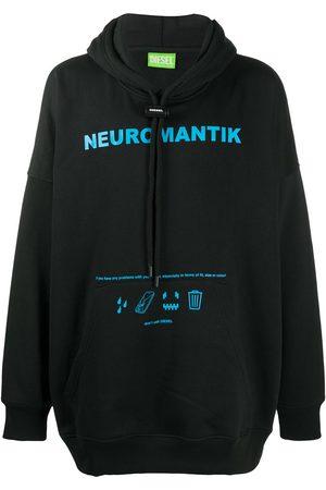 Diesel Men Hoodies - Neuromantik hoodie