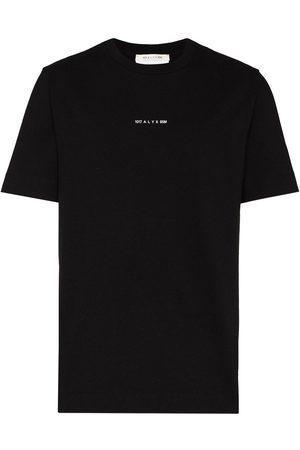 1017 ALYX 9SM Sphere-logo crew-neck T-shirt