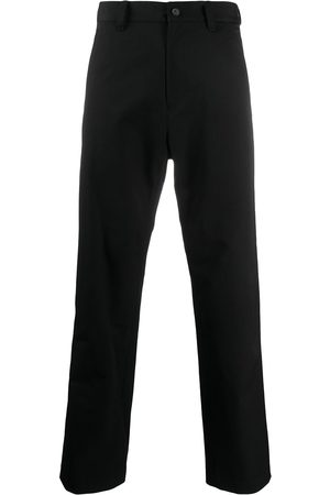 AMBUSH Side-stripe straight-fit trousers