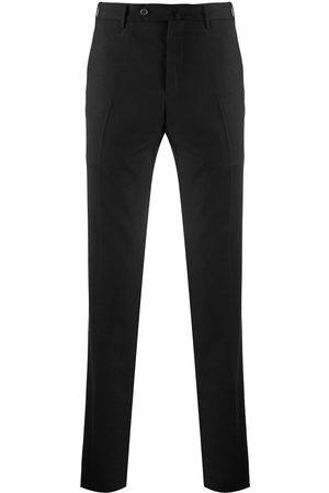 PT01 Tailored slim-fit trousers - Grey
