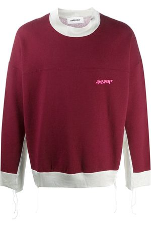 AMBUSH Panel detailing sweatshirt