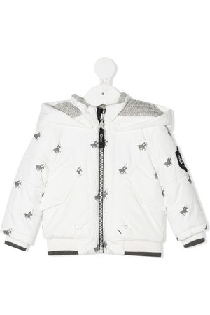 Lapin House Puffer Jackets - Hooded puffer jacket