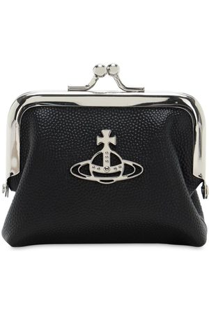 Vivienne Westwood Emma Grained Leather Coin Purse