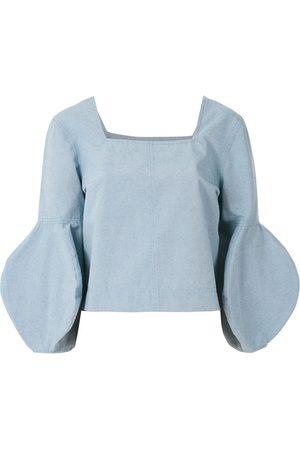 ALUF Women Blouses - Mel wide sleeves blouse