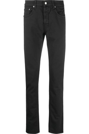 DEPARTMENT 5 Patch-detail straight-leg jeans - Grey