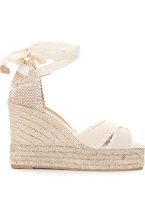 Castaner Espadrille wedge sandals - Neutrals