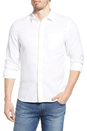 KATO' Men Shirts - Men's The Ripper Organic Cotton Gauze Button-Up Shirt