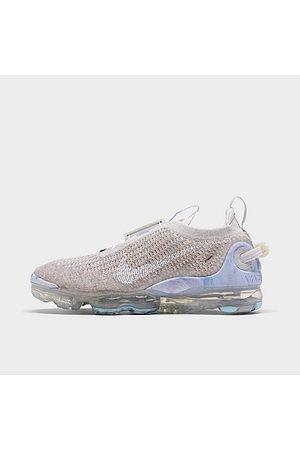 Nike Women's Air VaporMax 2020 Flyknit Running Shoes in /Grey Size 11.0