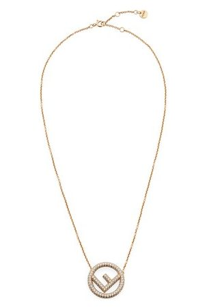 Fendi Women Necklaces - F Is Necklace