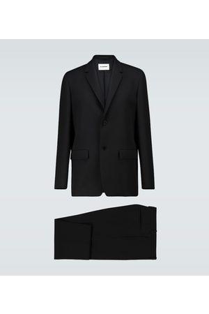 Jil Sander Wool gabardine suit