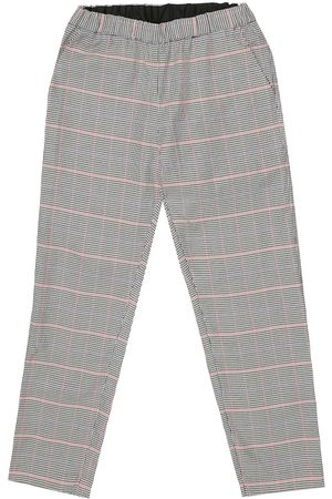 BONPOINT Mikki checked stretch-cotton pants