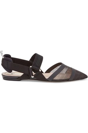 Fendi Women Outdoor Shoes - Slingback