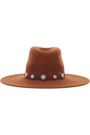 Le Mont St Michel Women Hats - Eliza wool felt hat