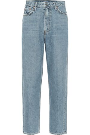 GRLFRND Kinsey high-rise straight jeans