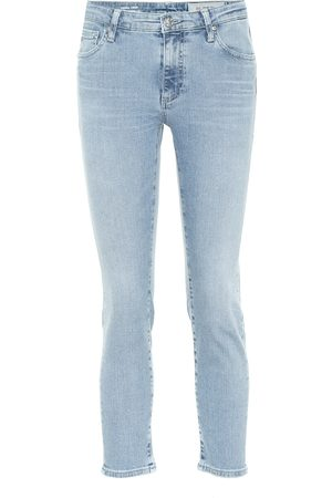 AG Jeans The Prima cropped jeans