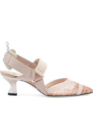 Fendi Women Outdoor Shoes - Slingback