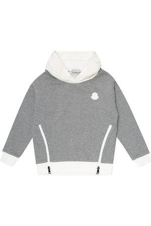 Moncler Cotton fleece hoodie