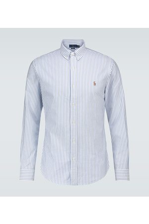 Polo Ralph Lauren Long-sleeved striped shirt
