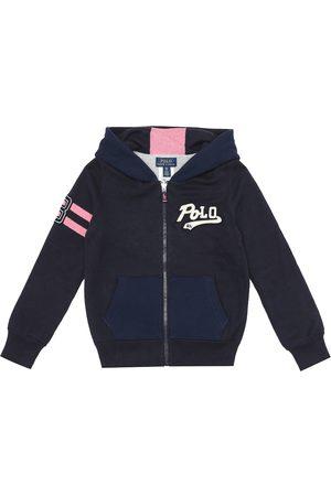 Ralph Lauren Reversible cotton-blend hoodie
