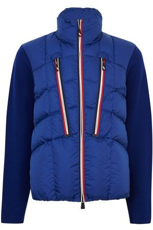 Moncler Men Sweatshirts - Hooded jacket