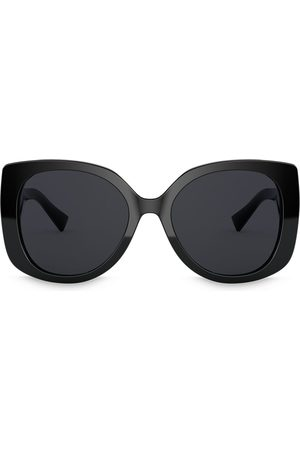VERSACE Medusa Icon square-frame sunglasses