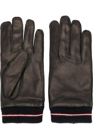 Bally Ribbed cuff gloves