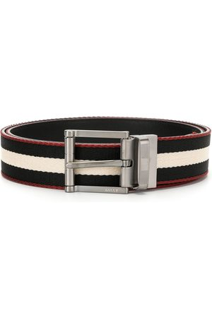 Bally Stripe design belt
