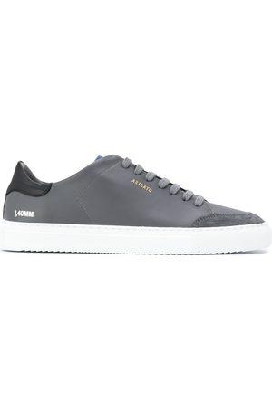 Axel Arigato Leather lace up trainers - Grey