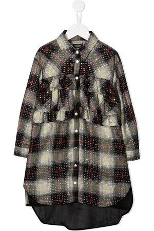 Diesel Darz embellished shirt dress