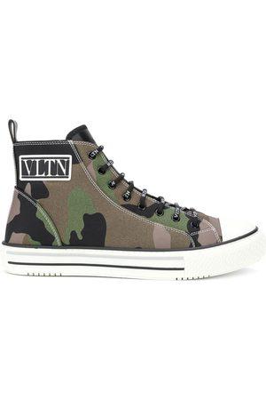 VALENTINO GARAVANI Giggies VLTN high-top sneakers